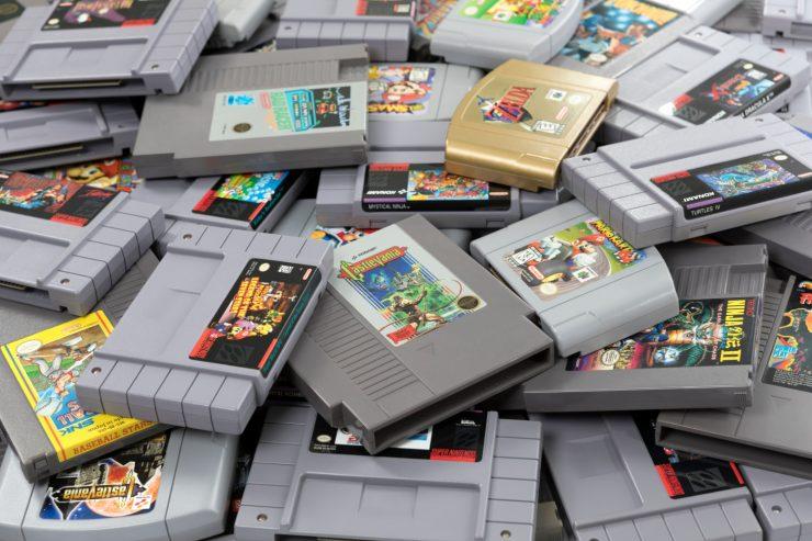 Cartuchos de Nintendo 740x493 0