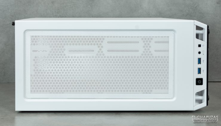 Corsair iCUE 465X RGB - Lado superior