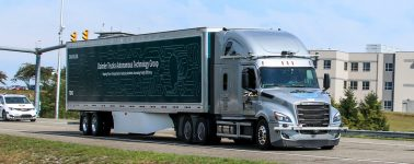Daimler comienza a realizar pruebas con camiones autónomos en vías públicas