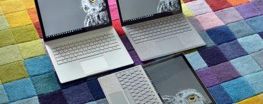 AMD habría proporcionado unas APUs Zen2 con gráficos Navi a las Microsoft Surface