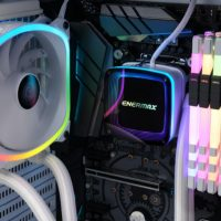 Enermax viste de blanco sus líquidas ARGB AquaFusion 120 y AquaFusion 240