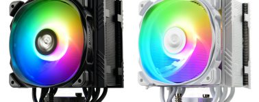 Enermax ETS-T50 AXE ARGB: Disipador CPU por aire tope de gama con 5x heatpipes de cobre