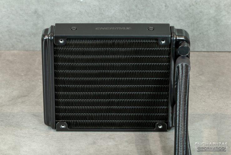 Enermax Liqmax III RGB 120 - Radiador