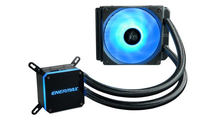 Enermax Liqmax III RGB 120 - Oficial