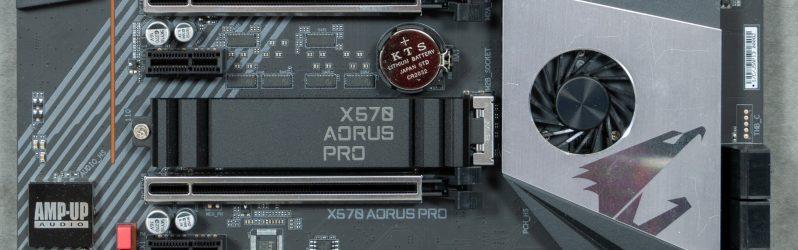 Review: Gigabyte X570 Aorus Pro