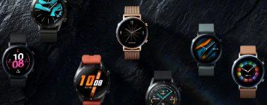 Huawei Watch GT 2: OLED de 1.39″ con SoC Kirin A1, Huawei Lite OS y 2 semanas de autonomía
