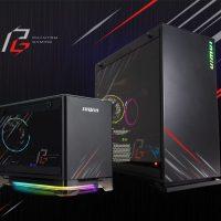 InWin anuncia sus chasis 103 y A1 Plus Phantom Gaming tras aliarse con ASRock