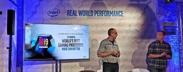 Los fabricantes de placas base comienzan a dar soporte a los Intel Core i9-9900KS
