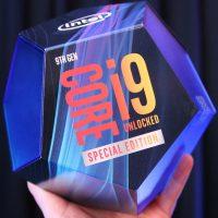 Intel reduce drásticamente los precios de sus procesadores Intel Core de 9ª Gen