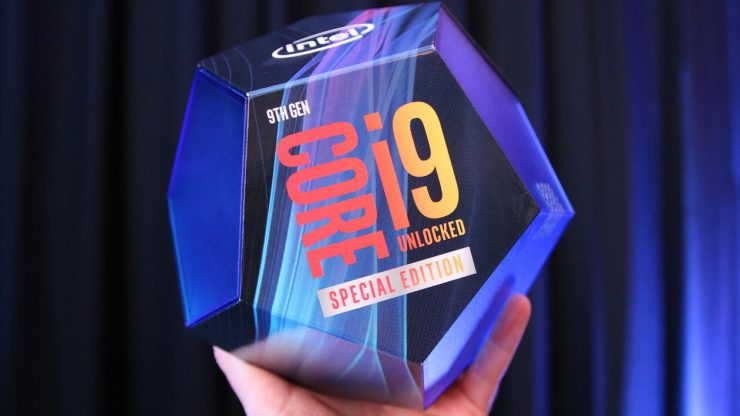 Intel Core i9 9900KS Special Edition 740x416 0