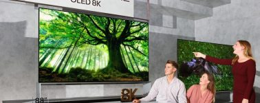 LG anuncia el primer televisor «8K real» y llama mentirosos al resto de fabricantes