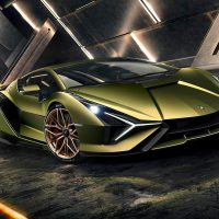 Así es el Lamborghini Sián, el primer superdeportivo híbrido de la marca con 819 CV