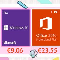 Vuelven las licencias de Windows, Office y los antivirus Avast y Kaspersky