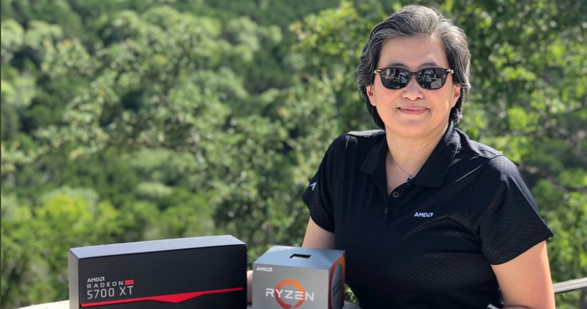 Lisa Su recibe el premio más prestigioso de los semiconductores, el Robert N. Noyce 2020