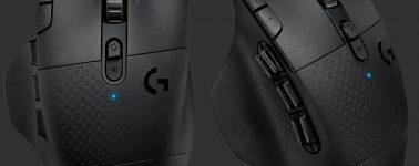 Logitech G604 Lightspeed: Ratón gaming doblemente inalámbrico con 15 botones