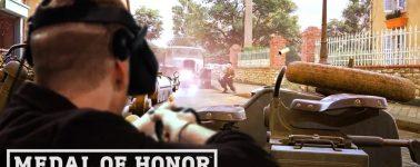 Medal of Honor: Above and Beyond llegará para la Realidad Virtual en verano de 2020