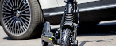 Mercedes-Benz se adentra en el mercado de los patinetes eléctricos con su E-Scooter
