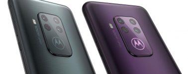 Motorola One Zoom: 6.4″ OLED, Snapdragon 675 y cuádruple cámara trasera