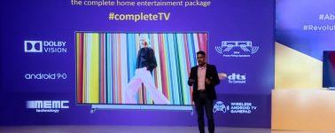 Motorola también se suma a la moda de lanzar sus propias Smart TV con Android