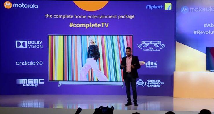 Motorola TVs
