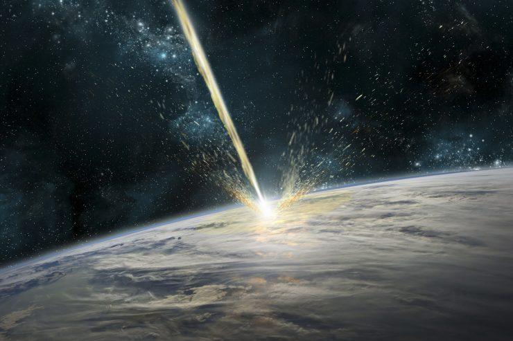 NASA ESA asteroide