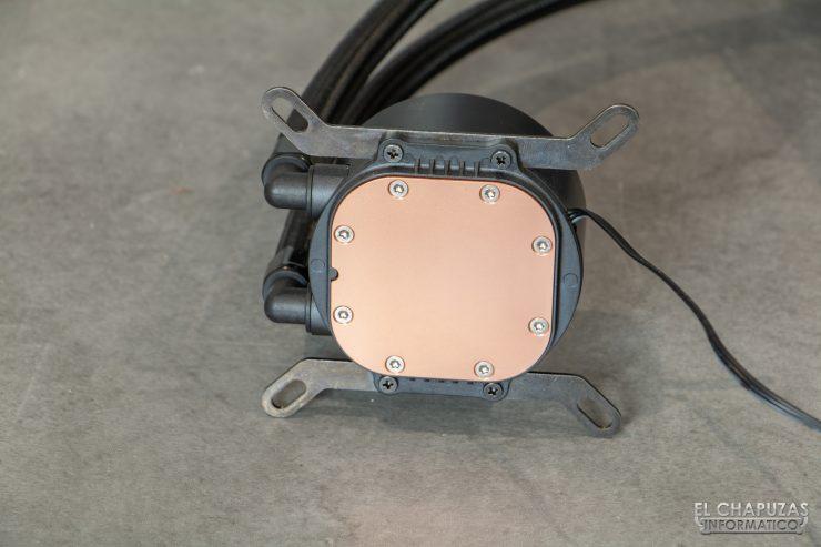 Nfortec Hydrus RGB 120 - Instalación 1
