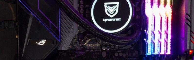 Review: Nfortec Hydrus RGB 120