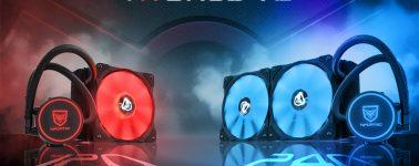 Nfortec lanza sus nuevas líquidas Hydrus V2 e Hydrus RGB a un precio de partida de 49.95 euros