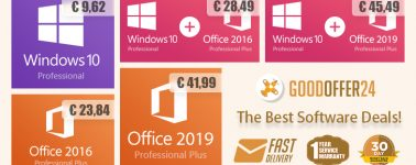 Llévate tu licencia de Windows 10 + Office y olvídate de los cracks y virus