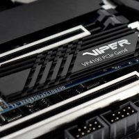 Patriot Viper VP4100: SSD M.2 PCI-Express 4.0 que alcanza los 5000 MB/s