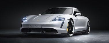 Así es el nuevo Porsche Taycan: hasta 750 CV en el primer coche eléctrico de la marca