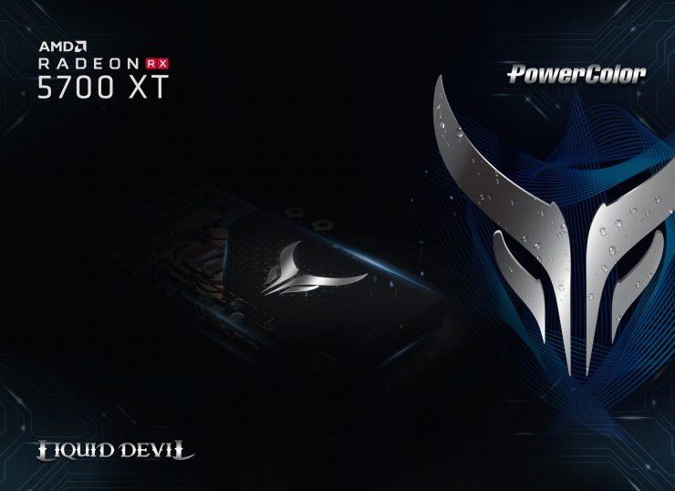 Radeon RX 5700 XT Liquid Devil