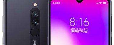 Redmi 8 filtrado: 6.2″ HD+ con Snapdragon 439 y batería de 5000 mAh