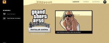 Rockstar Games regala el Grand Theft Auto: San Andreas, si instalas su Rockstar Games Launcher