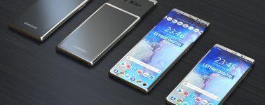 El Samsung Galaxy S11 Plus presentaría un diseño con pantalla retráctil