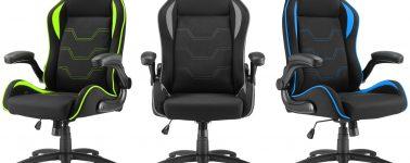 Sharkoon anuncia sus nuevas sillas gaming ELBRUS 1 y ELBRUS 2