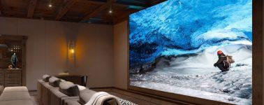 Las Sony Crystal LED de 16K llegarán al usuario de consumo, vete preparando 5.2 millones de euros
