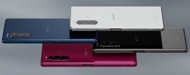 Sony Xperia 5: Un 'compacto' con panel OLED de 6.1″, Snapdragon 855 y triple cámara