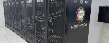 Param Shavak, así se llama el primer superodenador de la India, esperan tener 59 más de aquí al 2022