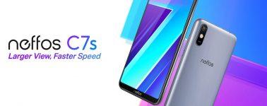 Neffos C7s, el nuevo smartphone de TP-Link con un SoC de Spreadtrum y un precio de 99,99 euros