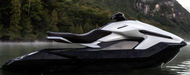Taiga Motors Orca: Una moto acuática 100% eléctrica con 2 horas de autonomía