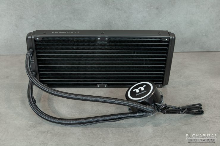 Thermaltake Floe DX ARGB 280 TT Premium Edition - Radiador y bomba