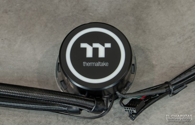 Thermaltake Floe DX ARGB 280 TT Premium Edition - Deposito - Bomba