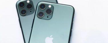 Las ventas del iPhone 11 Pro serían peores que la de los iPhone XS, aún hay esperanza con el iPhone 11