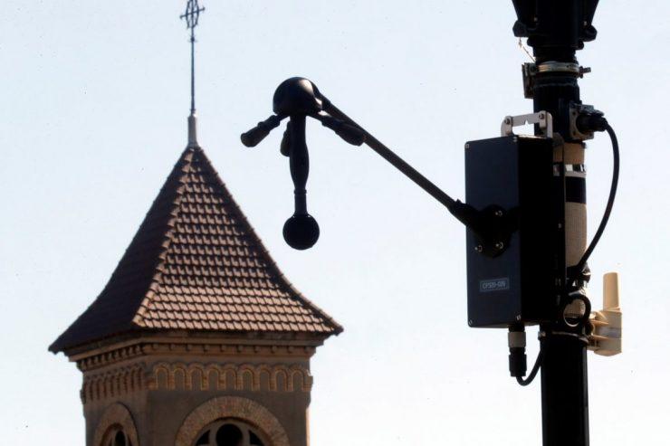 radar de ruido en París