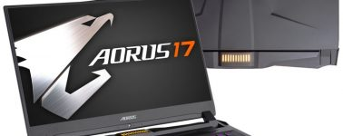Aorus 17 YA-9DE2452SH: Full HD @ 240 Hz + Intel Core i9 + GeForce RTX 2080 + teclado mecánico
