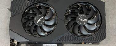 Review: Asus GeForce GTX 1660 SUPER DUAL OC