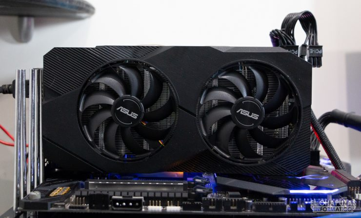 Asus GeForce GTX 1660 SUPER DUAL OC - Equipo de pruebas 3