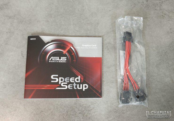 Asus GeForce RTX 2060 SUPER DUAL OC - Accesorios