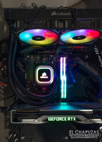 Asus ROG Strix X570-I Gaming - Equipo de pruebas